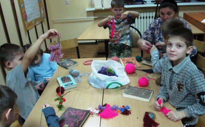 Значение народной куклы для развития детей